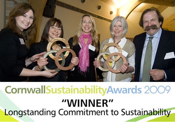 Cornwall Sustainability Awards