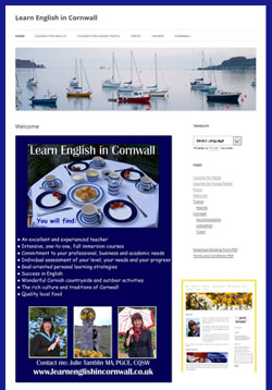 Learn English In Cornwall